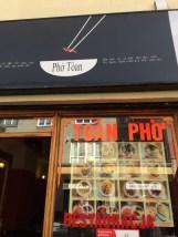 Toan Pho restaurant, Warsaw