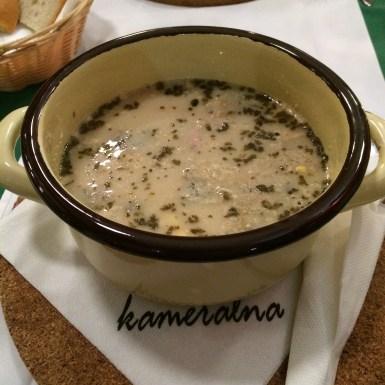 Zurek Zupy- Sour Rye Soup