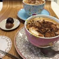 Cappuccinos & Bonbons