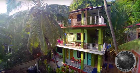 video guesthouse around the world