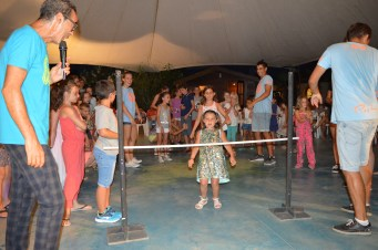 Limbo with Mini Club at Spiaggia e Mare Holiday Park, Italy