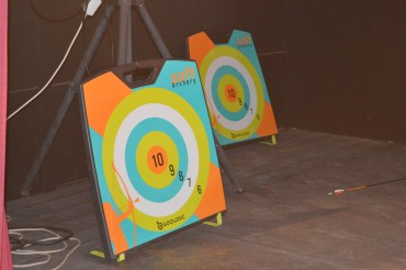 Archery with Mini Club at Spiaggia e Mare Holiday Park, Italy
