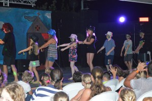 Showtime at Spiaggia e Mare Holiday Park, Italy