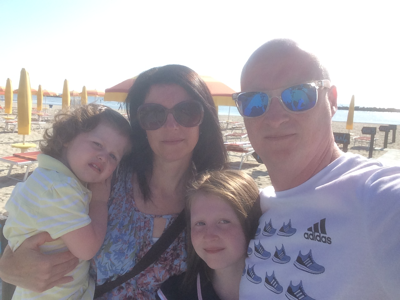 The Callaghan Posse at Spiaggia e Mare Holiday Park in Italy