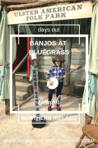 Banjos at Bluegrass