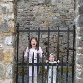 Little rascals locked up at Enniskillen Castle