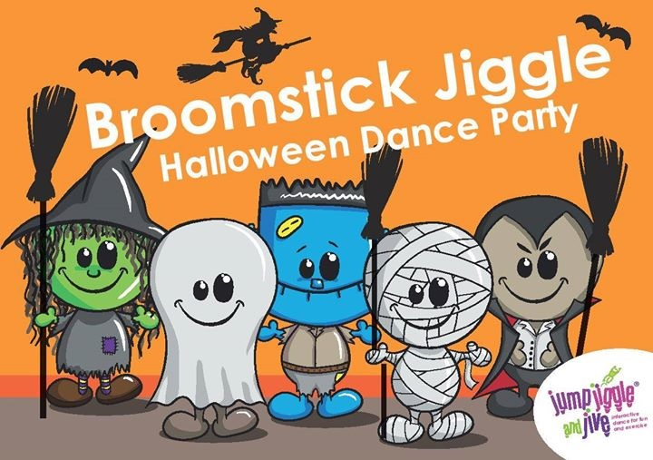 Broomstick Jiggle at Castle Espie