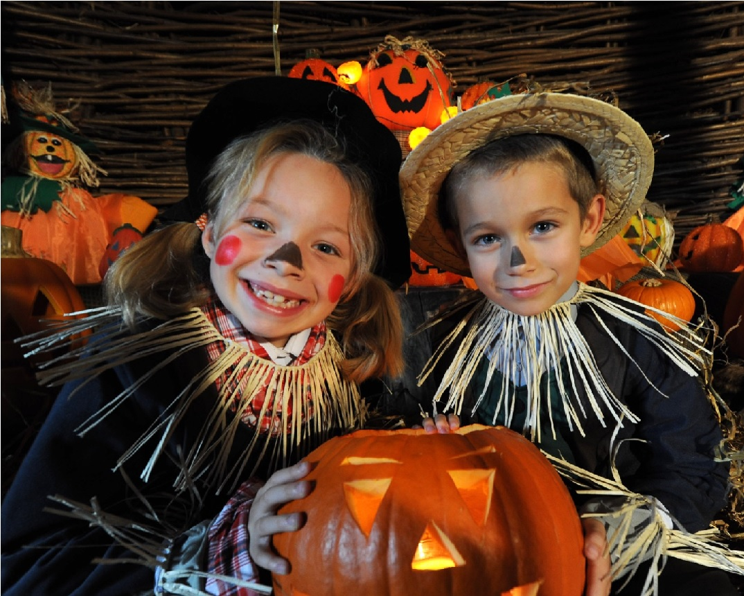 Halloween Craft and Games Club at the Palace Stables