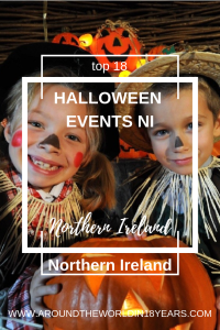 Top 18 - Halloween Events NI