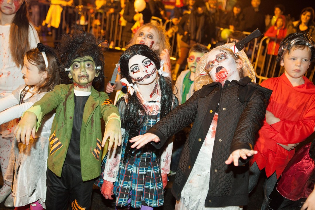 Halloween Happenings in Coleraine