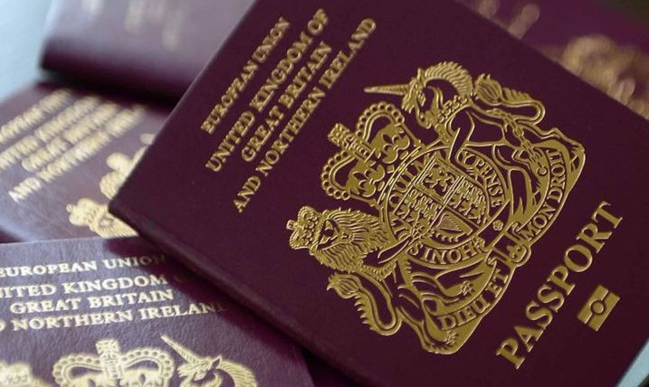 Passport - keep it safe