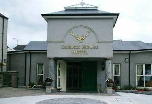 Corick House Hotel & Spa Main Entrance