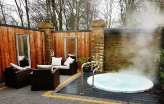 Serenity Suite at Corick House Spa