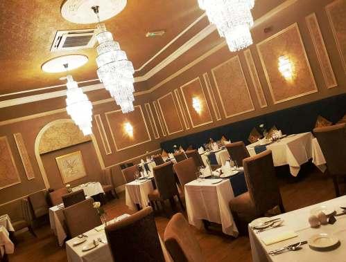 Carleton Restaurant at Corick House Hotel