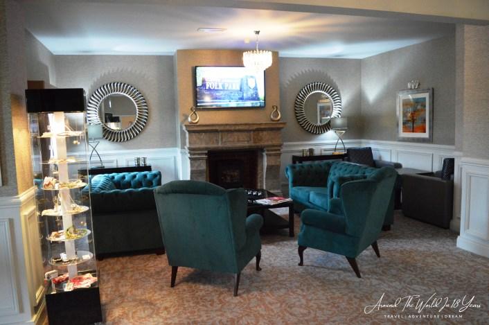 Mellon Country Inn - Reception