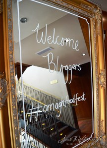 Omagh Food Festival - Bloggers Welcome