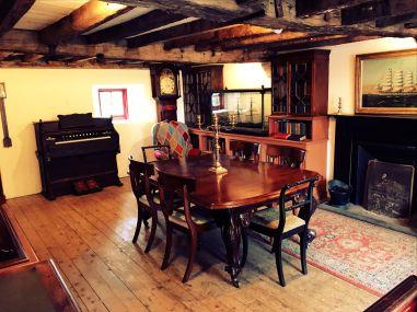 Dining room at Ulster Folk & Transport Museum