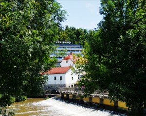 Park Postojnska Jama and Hotel Jama in Slovenia