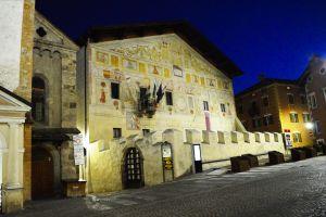 Palazzo della Magnifica Comunita di Fiemme in Cavalese, Italy