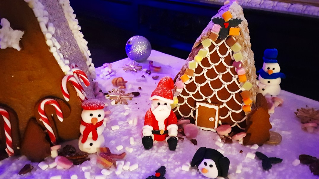 Gingerbread at Winter Wonderland in Westport House