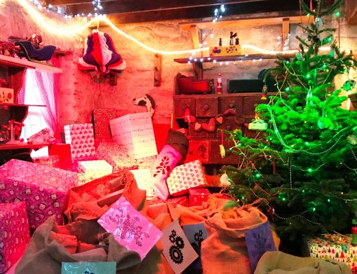 Days of Christmas Past at Ulster American Folk Park