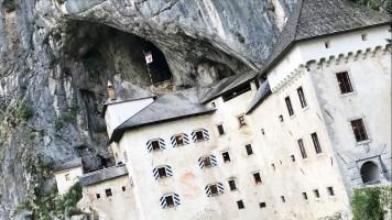 Predjama Castle, the world's largest cave castle