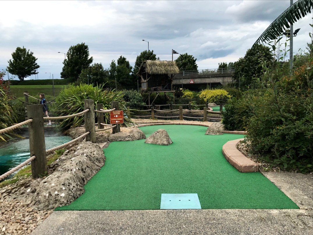 Pirates Adventure Golf, Dundonald