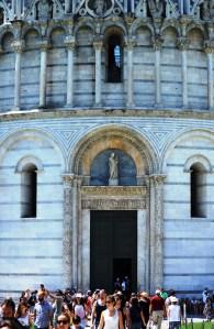 Bronze doors of Pisa Cathedral