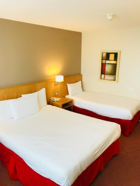 Spacious family rooms at CityNorth Hotel in Dublin