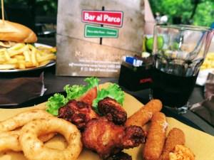 Fine dining at Bar al Parco in Alpe Cermis