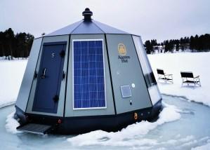 AURORAHUTGlass Igloos at Arctic Guesthouse & Glass Igloos, Ranua