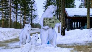 Ranua Zoo in Finnish Lapland