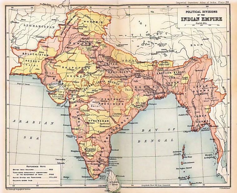 myanmar map old