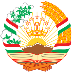 Tajik coat of arms