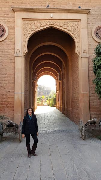 Khimsar Fort, India