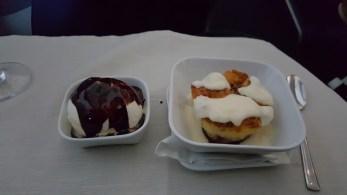 Banana Pudding with Ice Cream sundae