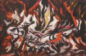 Jackson Pollock Museum of Modern Art New York City