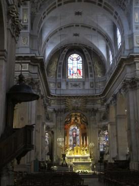 Eglise St. Louie en I'lle. Paris, France, travel, churches