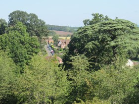 Petworth, England, Sussex, Egremont, Turner, art, painting, landscape
