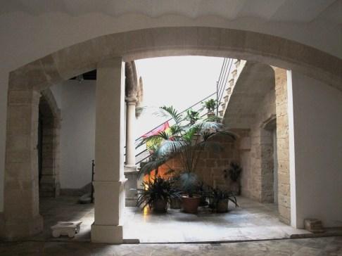 Apartment entry Palma, Mallorca