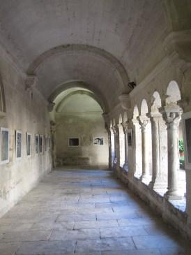 St. Paul de Mosole St. Remy, France.
