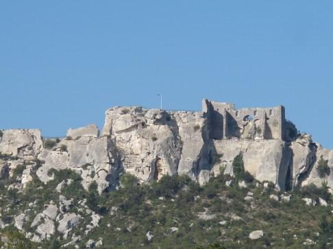 Les Baux de Provence, France.
