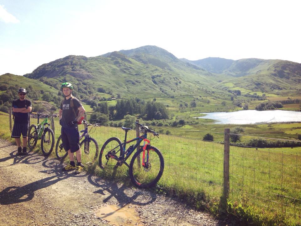 bicycle rental lake district
