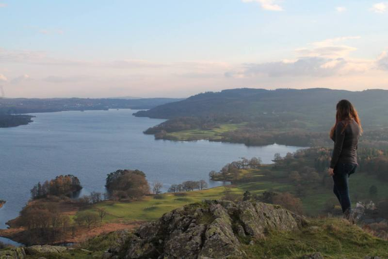 loughrigg walk
