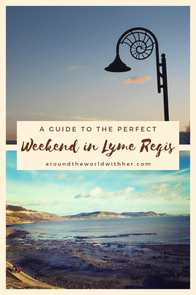 weekend in lyme regis