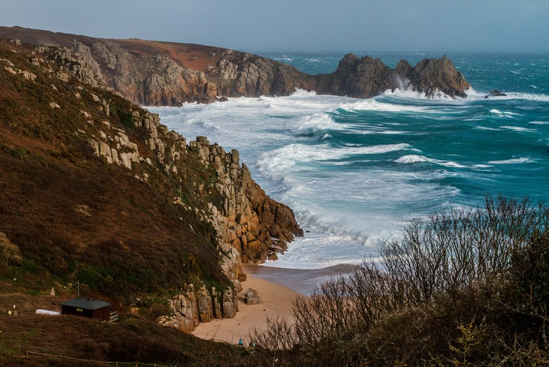 lands end Cornwall itinerary