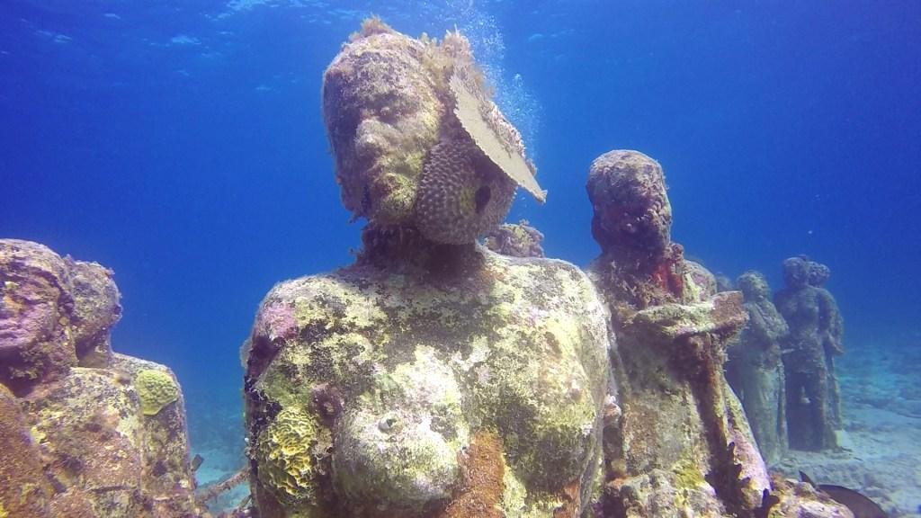 scuba isla mujeres