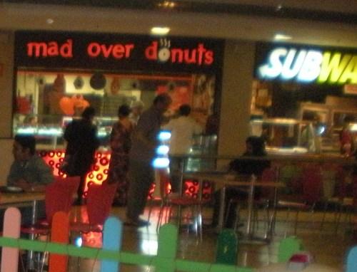 Food Court Staples
