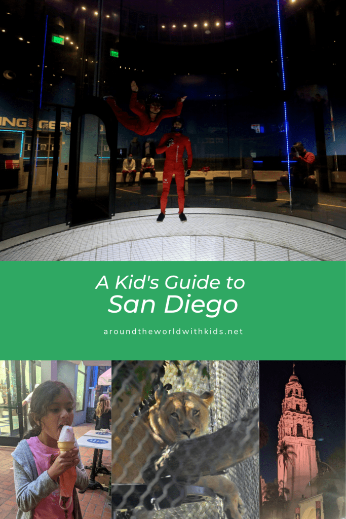 A Kid's Guide to San Diego