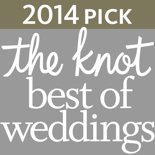 2014 The Knot Best of Weddings Logo